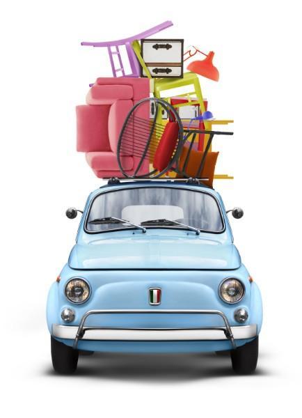 QUESTION /REPONSE :  Je divorce, puis-je partir du domicile conjugal en emportant des meubles  ?