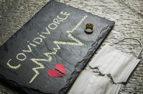 Le nombre des divorces va-t-il augmenter avec la fin des couvre-feux et confinements ?
